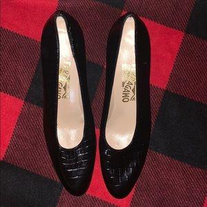 Salvatore ferragamo new heels